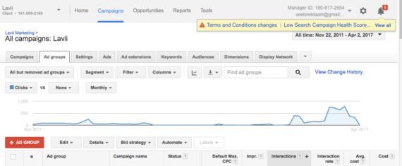 internetiturundus google adwords