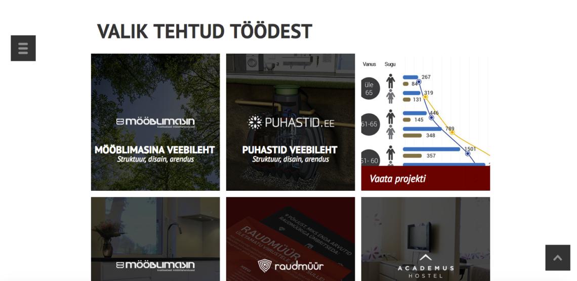 veebileht_lavii_tehtud_tood